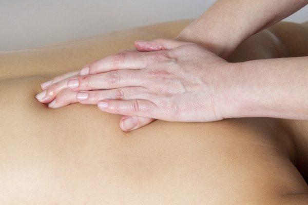 massage deep tissue dos
